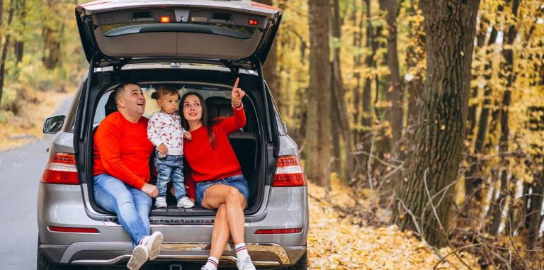 Traveling with Young Children – Have Fun, Kill Time, and Build Skills!