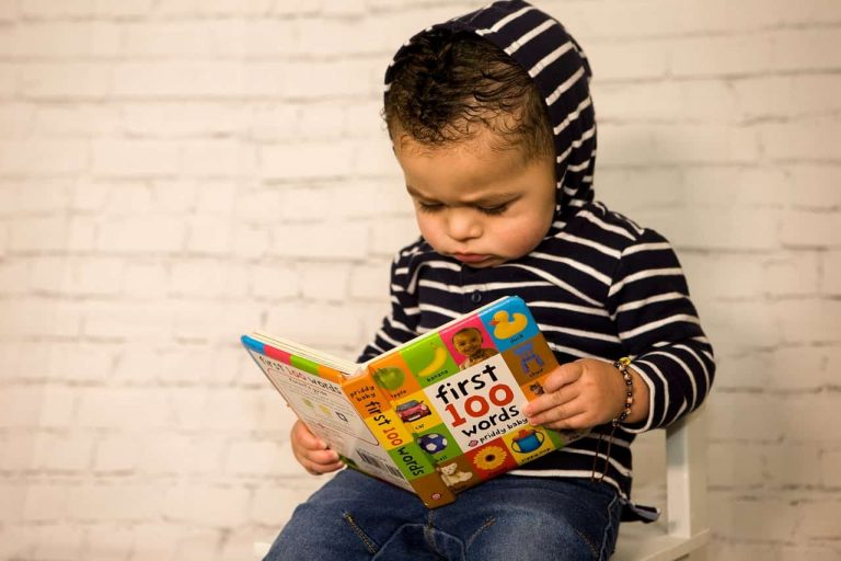 Building Young Children's Literacy Skills