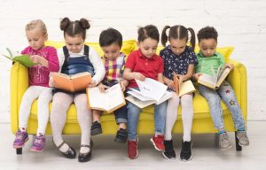 Building Kindergarten Readiness in Literacy