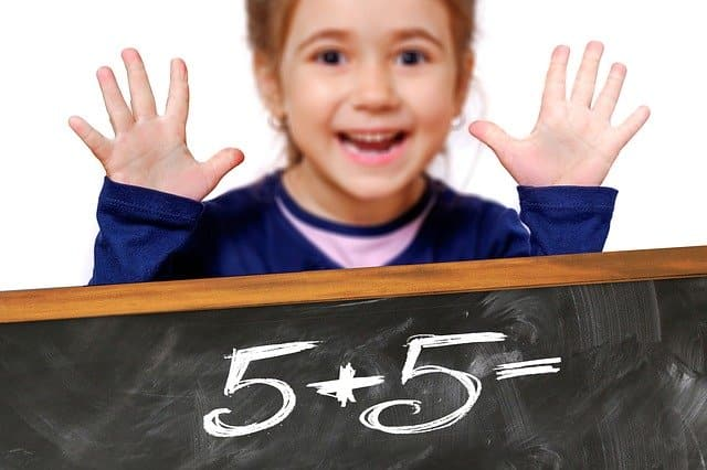 Kindergarten Readiness – Common Math Standards